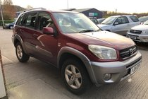 Toyota RAV4 VVT-I XT3 5 DOOR PETROL MANUAL 4X4