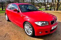 BMW 1 SERIES 118d M SPORT #FinanceAvailable