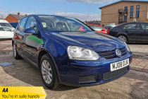 Volkswagen Golf 1.6 FSI MATCH 115 5dr Manual