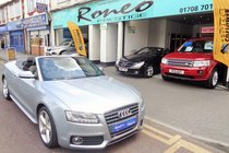 Audi A5 TDI S LINE CONVERTIBLE STUNNING CONDITION