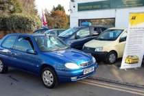 Citroen Saxo 1.1i Desire JUST 2 OWNERS FROM NEW