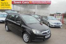 Vauxhall Zafira 16V CLUB 7 Seat