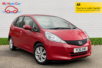 Honda Jazz I-VTEC ES VERY LOW MILES!