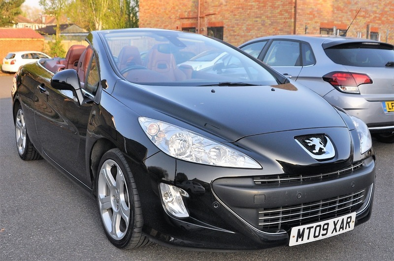 peugeot 308 1 6 thp gt coupe cabrio 150bhp flexy cars. Black Bedroom Furniture Sets. Home Design Ideas