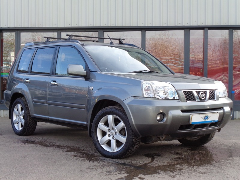 nissan x trail 2 2 dci 136 columbia 4x4 bm range. Black Bedroom Furniture Sets. Home Design Ideas