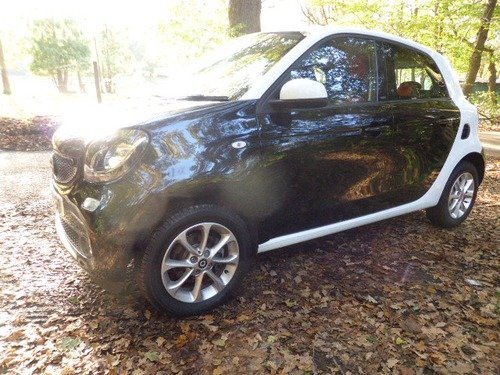 Smart ForFour 1.0 Passion 52KW