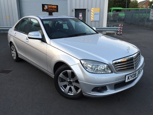 Mercedes C Class C 180 KOMPRESSOR SE  Bluetooth+2 Keys+12 M AA Cover