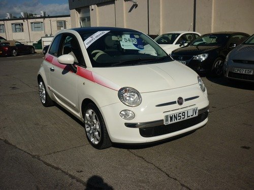 Fiat 500 1.2I LOUNGE Finance Available