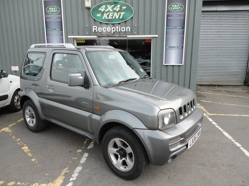 Suzuki Jimny 1.3 JLX ONE OWNER, LOW MILES