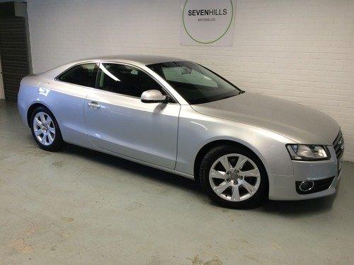 Audi A5 2.0 TFSI SE 180PS