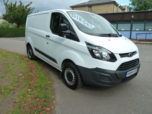 Ford Transit Custom 290 Low Roof 100ps Bluetooth