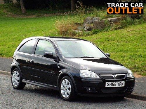 Vauxhall Corsa 1.2I 16V SXI A/C+ NEW MOT