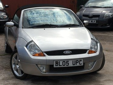 Ford StreetKa 1.6 LUXURY