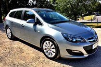 Vauxhall Astra TECH LINE CDTI ECOFLEX S/S #FinanceAvailable