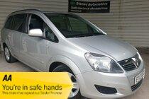 Vauxhall Zafira EXCLUSIV NAV