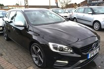Volvo V60 D4 R-DESIGN LUX NAV, £30 ROAD TAX, FSH