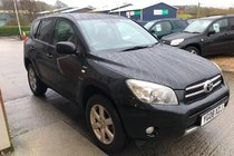 Toyota RAV4 D-4D XTR MANUAL DIESEL 5 DOOR 4X4