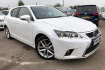 Lexus CT 200H SE NAVIGATION 1OWNER