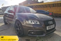 Audi A3 2.0 TDI S LINE SPECIAL EDITION SPORTBACK 5dr Manual
