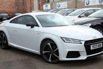 Audi TT TFSI QUATTRO S LINE BLACK EDITION