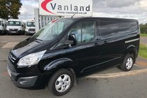 Ford Transit Custom 2.0 TDCi 270 L1 Limited Panel Van 5dr (EU6)