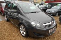 Vauxhall Zafira SRI CDTI 150