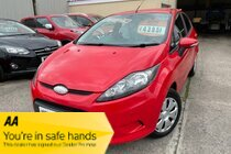 Ford Fiesta ECONETIC TDCI VERY CLEAN EXAMPLE WITH ONLY 75,000 FREE ROAD TAX PX WELCOME WARRANTY INCLUDED