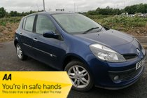 Renault Clio DYNAMIQUE 16V ( 5 DOOR ) MOT August 2021 WARRANTY INCLUDED