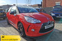 Citroen DS3 1.6 HDI DSport 3dr Manual