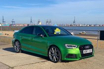 Audi S3 S3 TFSI QUATTRO BLACK EDITION S TRONIC