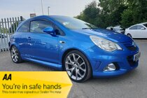 Vauxhall Corsa VXR BLUE EDITION