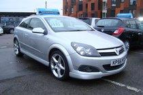Vauxhall Astra SRi 1.9CDTi 16v (150PS)