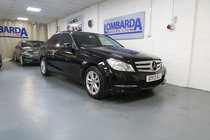 Mercedes C Class C220 CDI BLUEEFFICIENCY EXECUTIVE SE