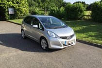 Honda Jazz I-VTEC ES PLUS  FULL MAIN DEALER HISTORY AIR CONDITIONING CRUISE CONTROL LONG MOT