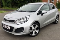 Kia Rio 3, FIVE DOOR HATCHBACK