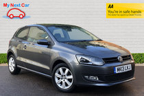 Volkswagen Polo MATCH ALLOYS PARKING SENSORS