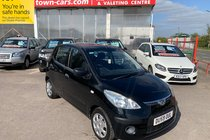 Hyundai I10 CLASSIC LOW MILEAGE SERVICE HISTORY £30 FOR 1 YEARS ROAD TAX