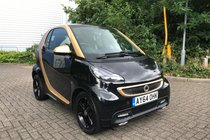Smart ForTwo GRANDSTYLE EDITION