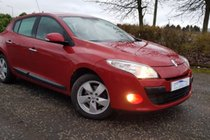 Renault Megane DYNAMIQUE DCI Fresh Mot & Serviced Fully Warranted With AA Cover