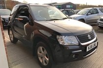 Suzuki Grand Vitara SZ4 3 DOOR PETROL AUTOMATIC 4X4
