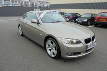 BMW 320 320d SE HIGHLINE Convertible Finance Available