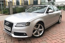 Audi A4 3.0 TDI SE QUATTRO