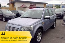 Land Rover Freelander TD4 GS -FULL SERVICE HISTORY A MUCH SOUGHT AFTER FREELANDER 2.  HONEST, STRONG, RELIABLE