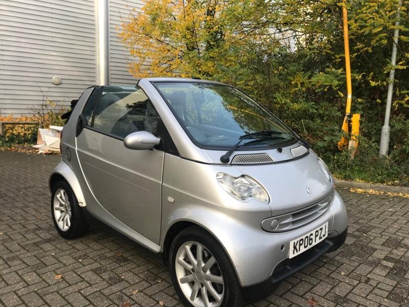 Smart City Cabriolet