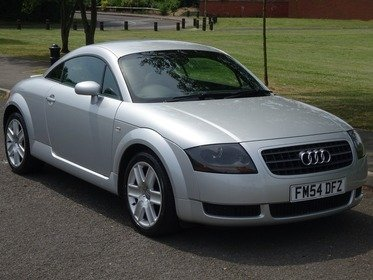 Audi TT 1.8 T COUPE 180PS