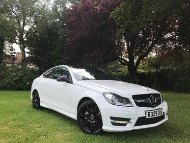 Mercedes C Class 2.1 C 220 CDI BLUEEFFICIENCY AMG SPORT P