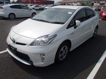 Toyota Prius 1.8 VVT-i T4 CVT 5dr.SatNav/RevCam/Bluetooth