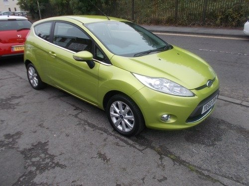 Ford Fiesta 1.25 ZETEC BUY NO DEP & £30 PER WEEK