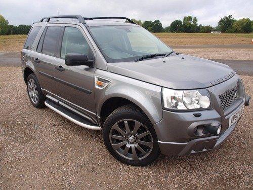 Land Rover Freelander HST BODYKIT, SAT NAV, LONG MOT