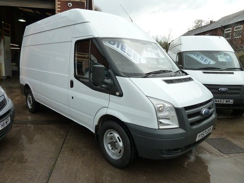 Ford Transit T350 LWB High Roof 2.4 TDCi 115ps